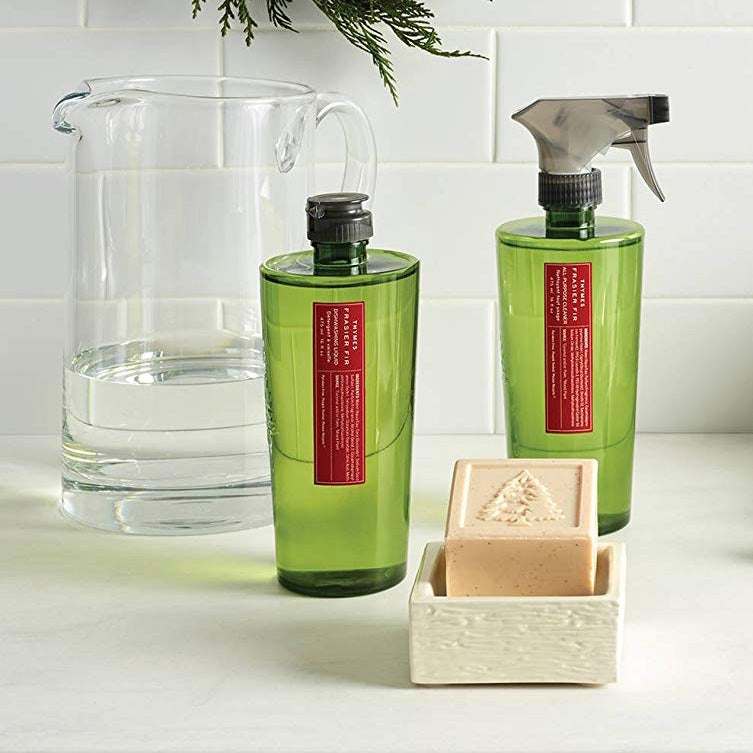 Thymes Frasier Fir All Purpose Cleaner - Putti Fine Furnishings Canada