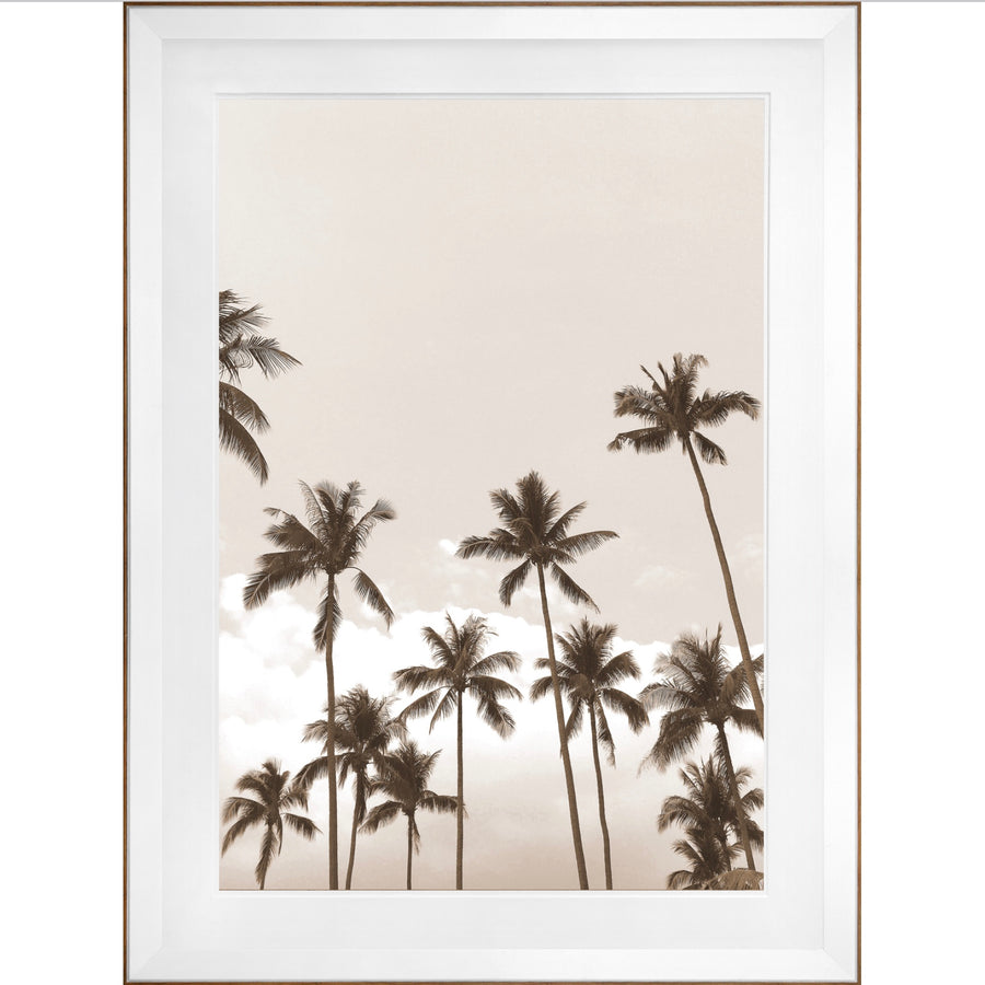 """Palm Goddess"" Framed Print"