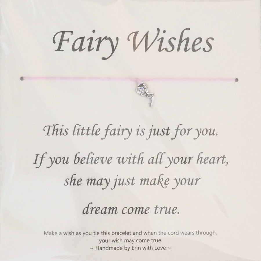 """Fairy Wishes ..."" Wish String"