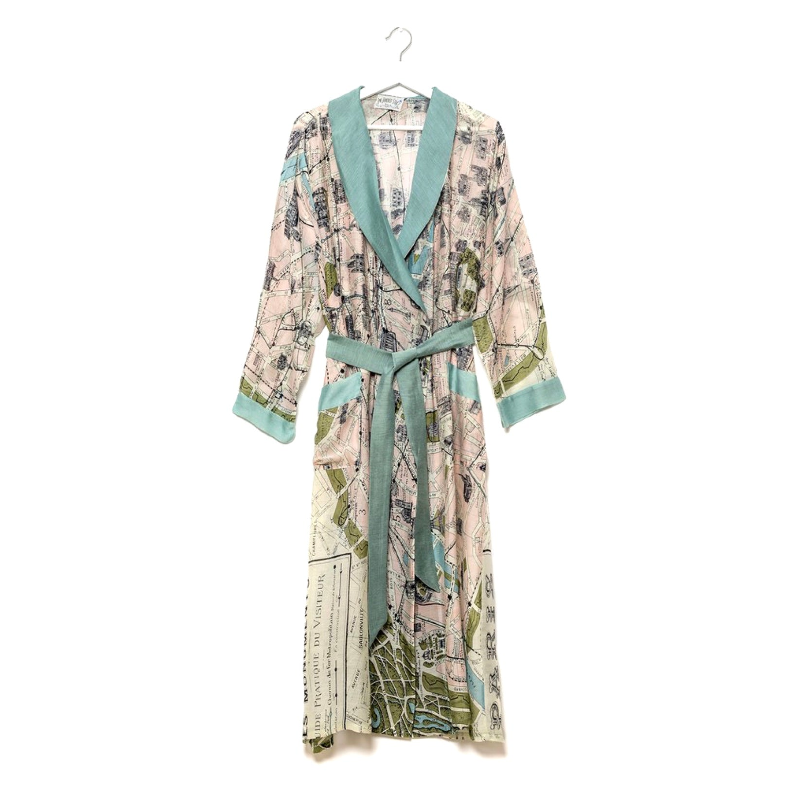 One Hundred Stars Paris Robe - Two Chic - Two's Company - Putti Canada