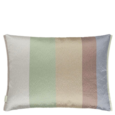 Designers Guild Saarika Celadon Cushion - Putti Fine Furnishings Canada