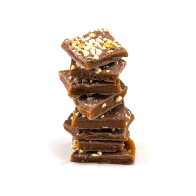 Fracktals Belgian Buttercrunch - Small Giftbox Milk | Putti Fine Furnishings