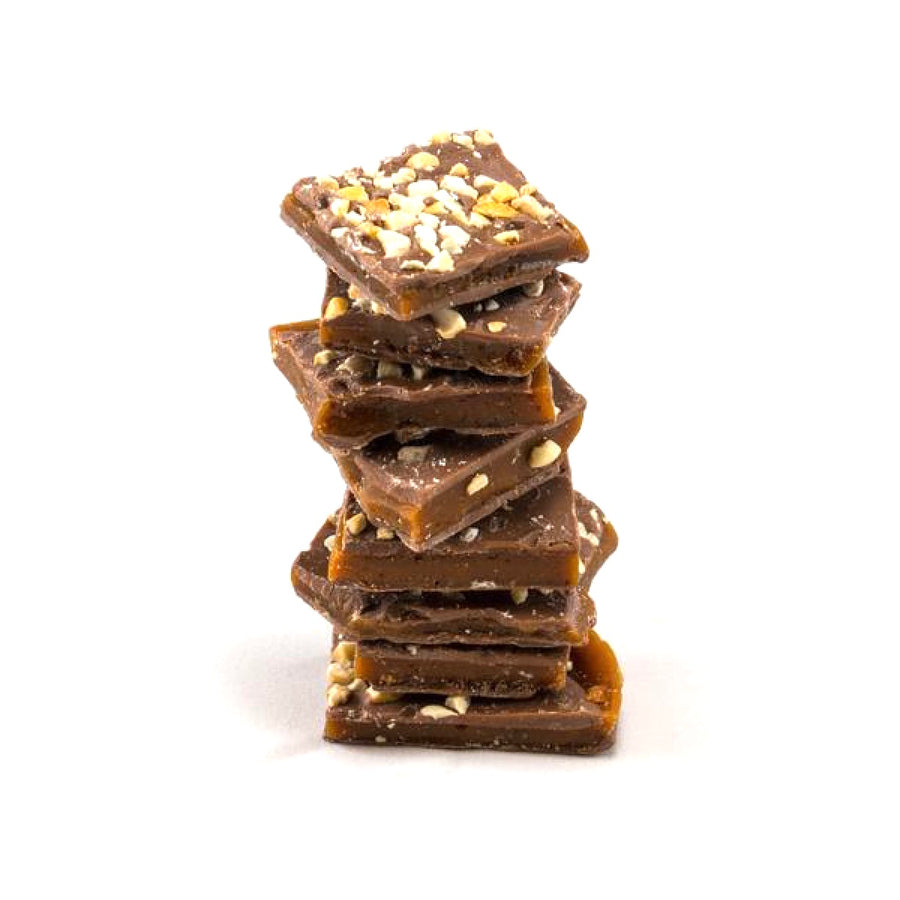 Fracktals Belgian Buttercrunch - Small Giftbox Milk Chocolate