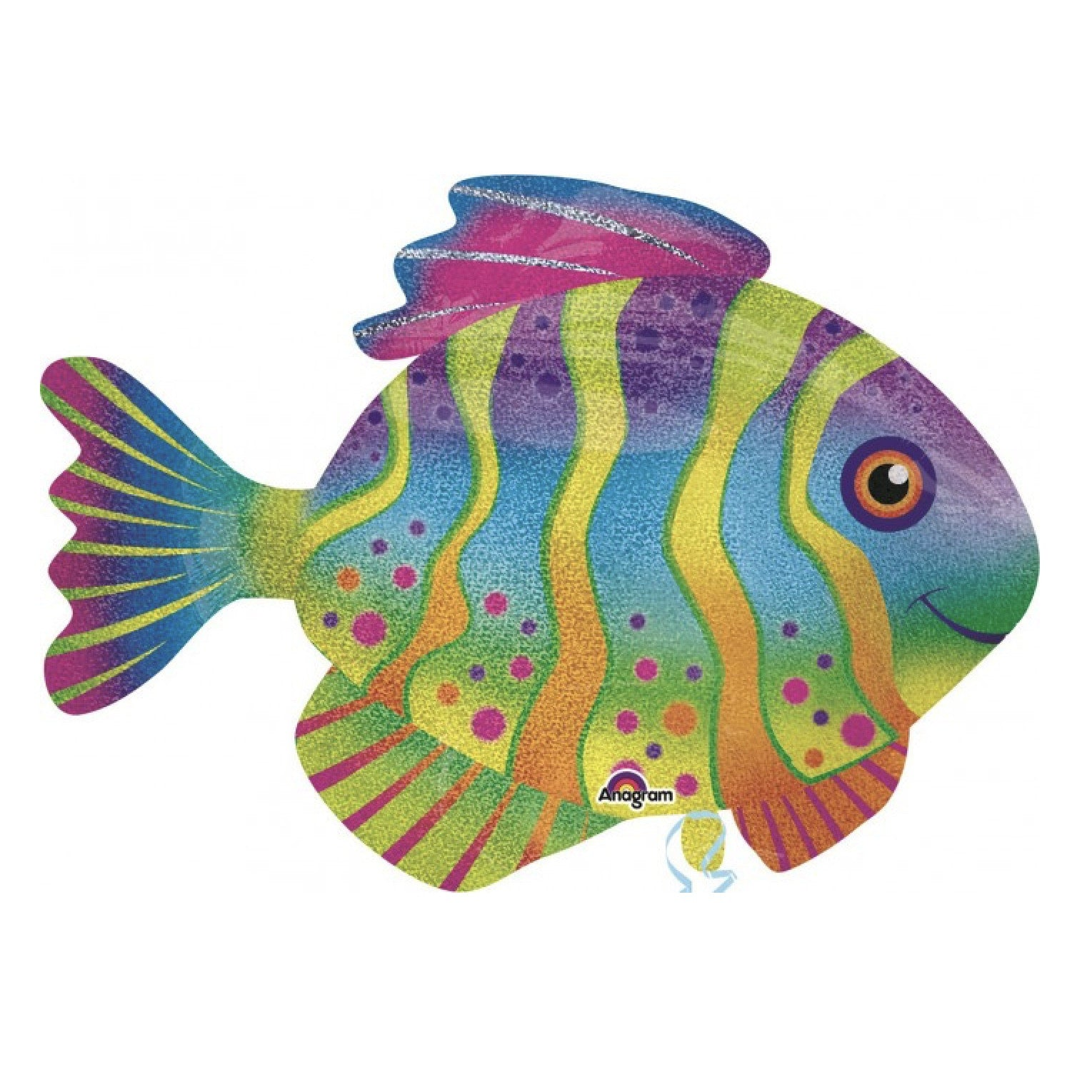 """Colourful Fish"" Mylar Balloon, SE-Surprize Enterprize, Putti Fine Furnishings"