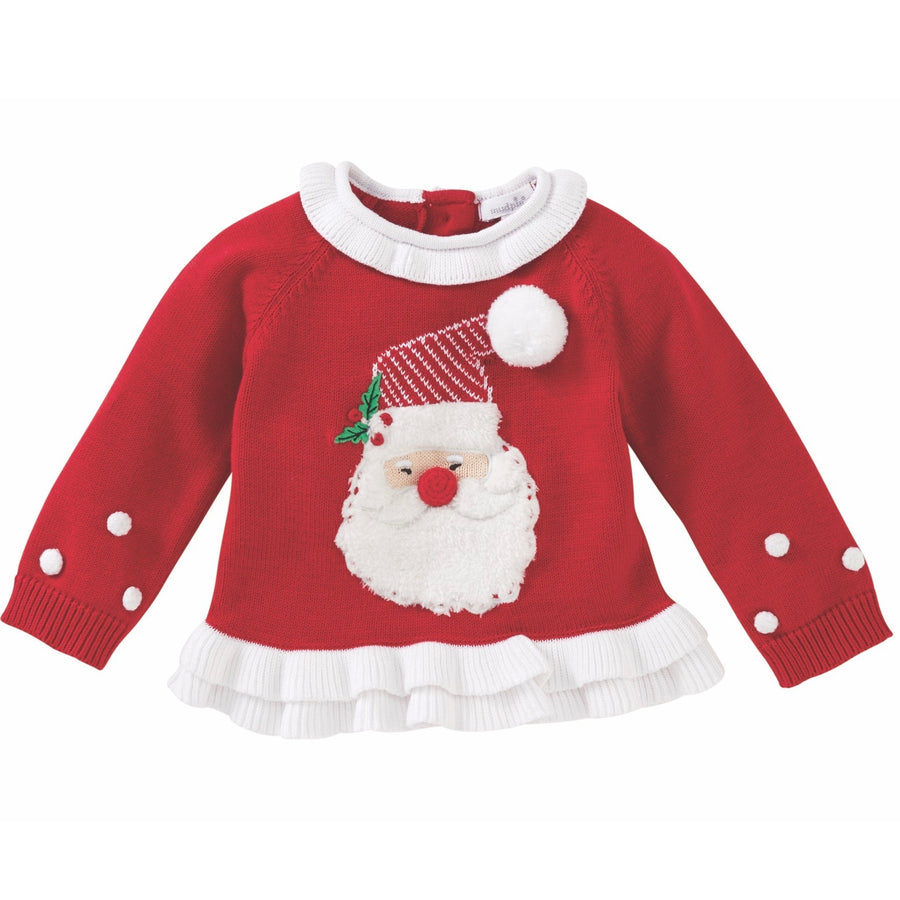 Red Santa Sweater