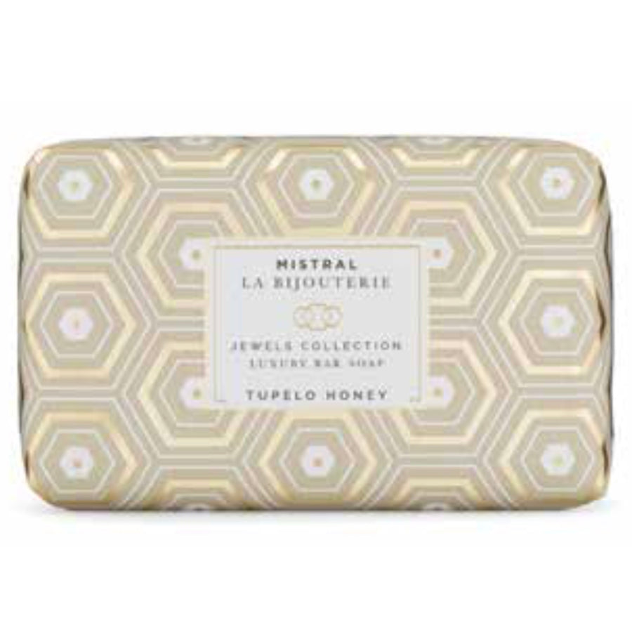 Mistral Les Bijouterie French Soap - Tupelo Honey