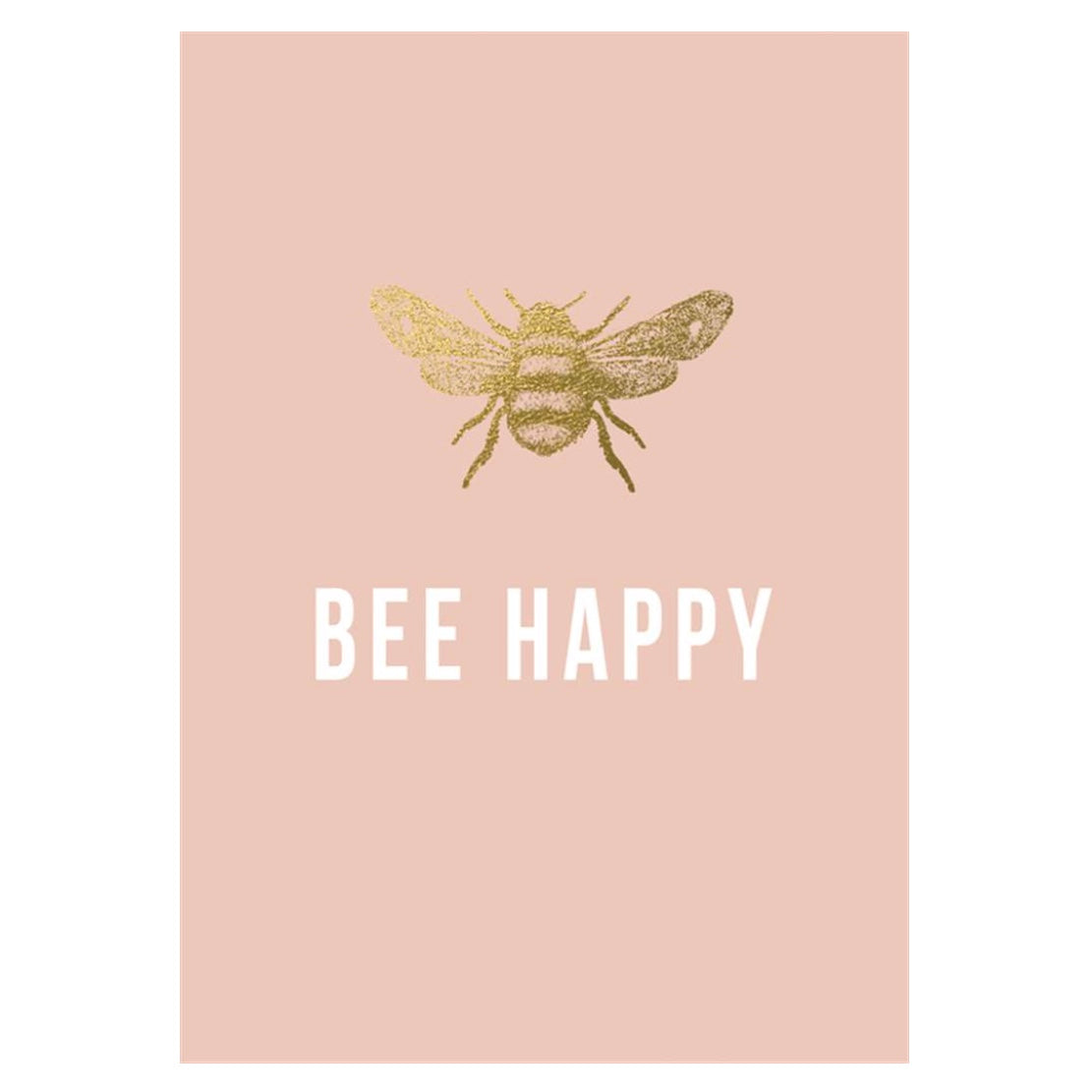 "Hammond Gower ""Bee Happy"" Greeting Card - Le Petite Putti"