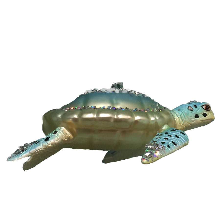 Jim Marvin Sea Turtle Ornament