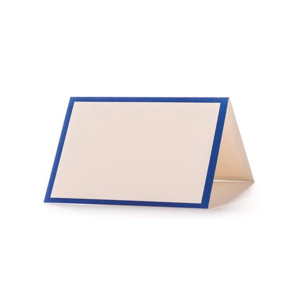 Hester & Cook Blue Frame Place Cards  | Putti Celebrations & Partyware