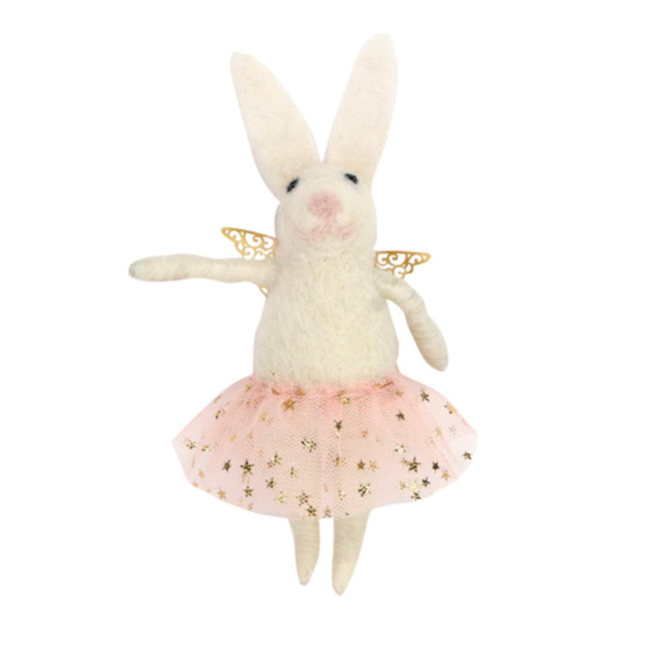 Felt Angel Bunny with Tutu  | Le Petite Putti