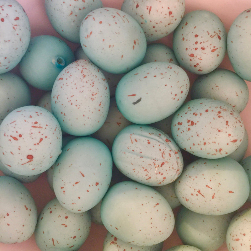 Speckled Robin's Eggs
