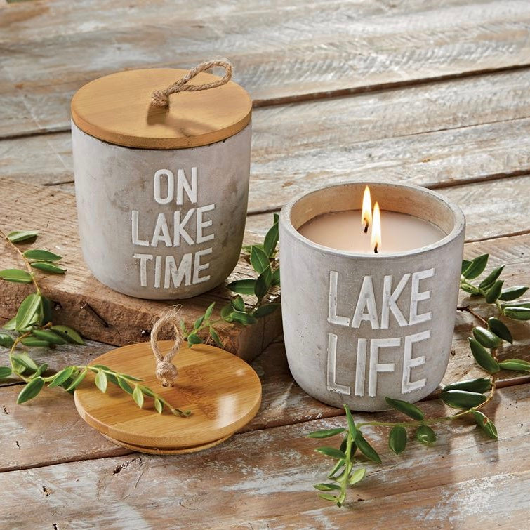 Lake Citronella Candles