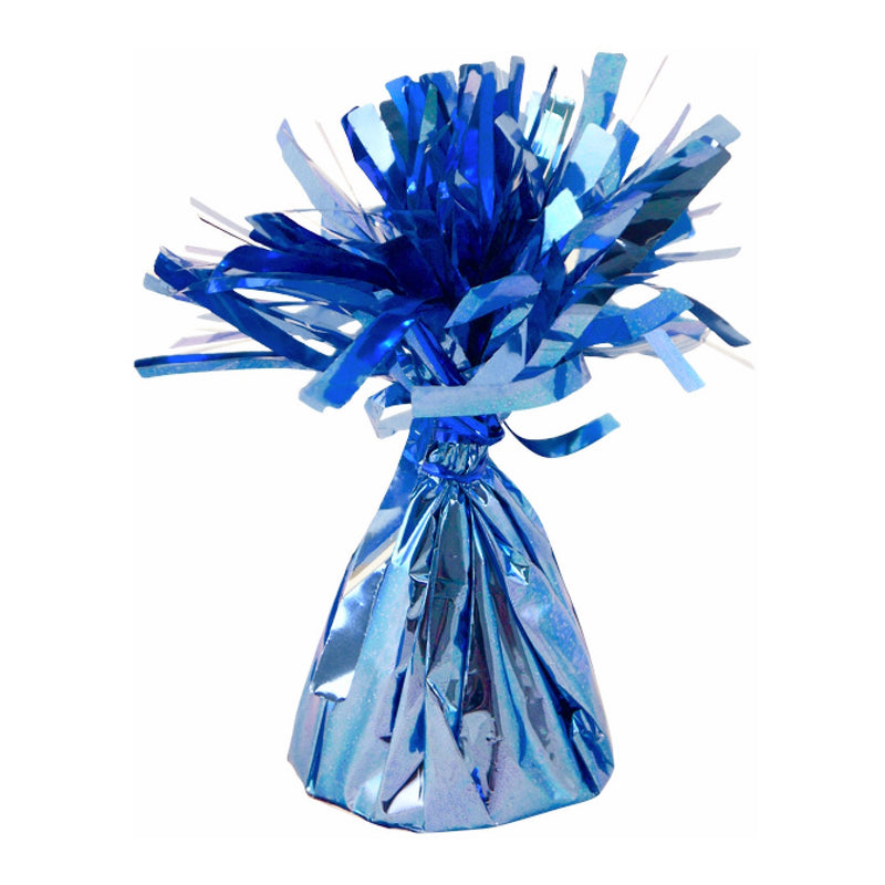 Blue Foil Balloon Weight, SE-Surprize Enterprize, Putti Fine Furnishings