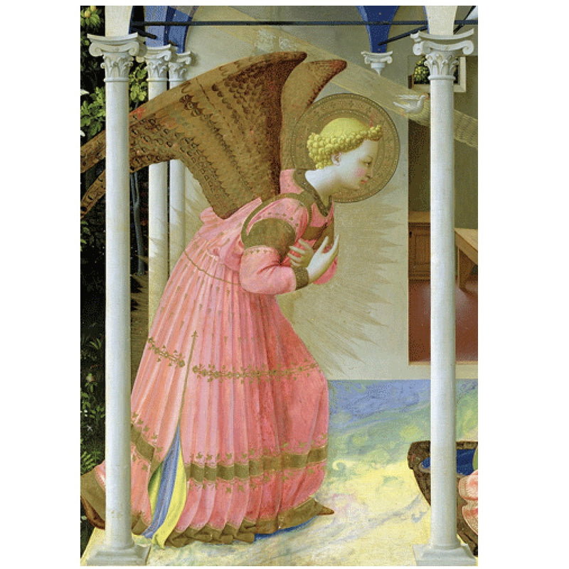 The Annunciation Boxed Christmas Cards | Putti Christmas