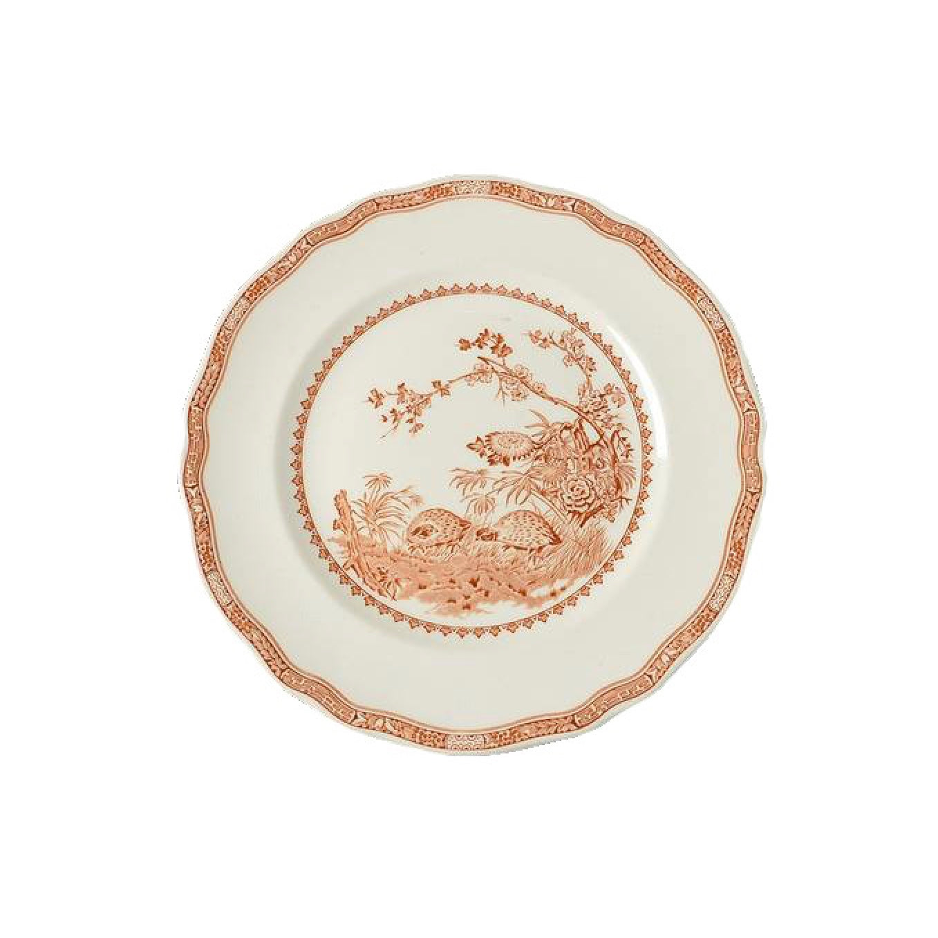 Dorset Delft Hare Dinner Plate | Putti Fine Furnishings