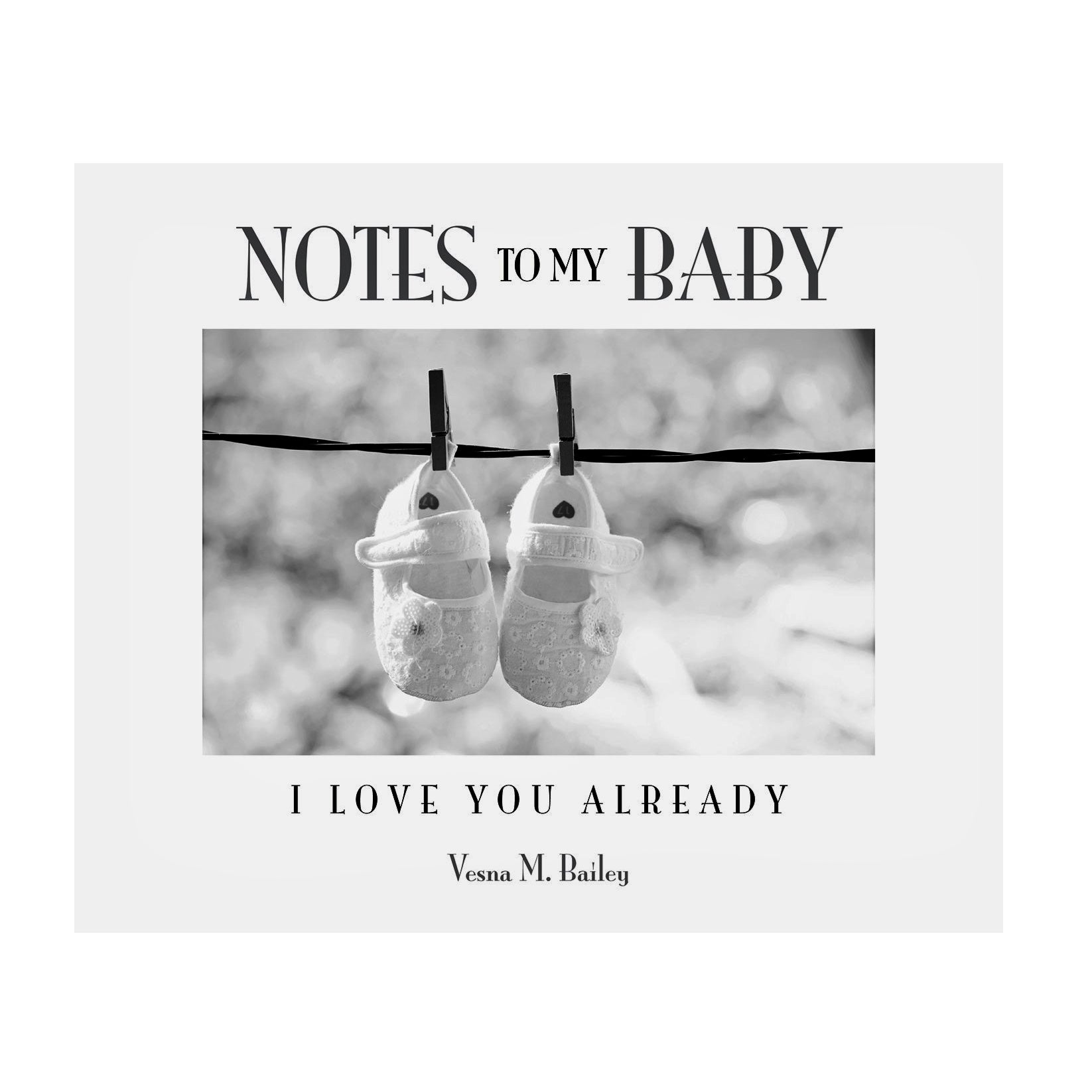 Notes to my Baby Book