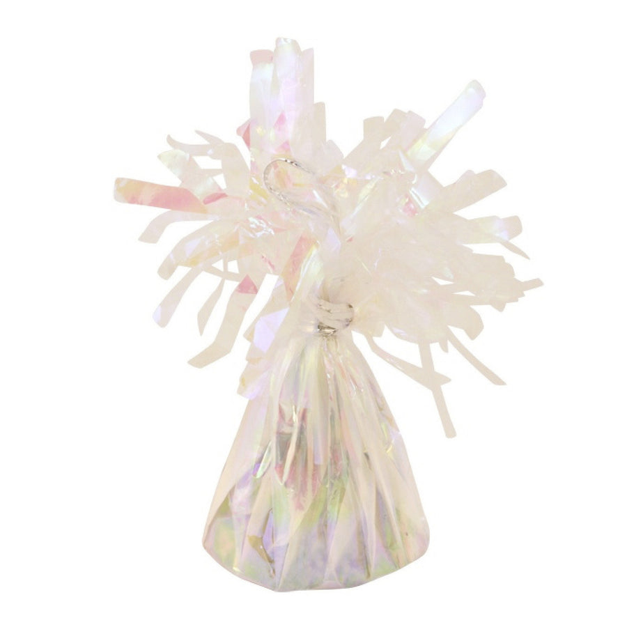 Opalescent Foil Balloon Weight, Surprize Enterprize, Putti Fine Furnishings