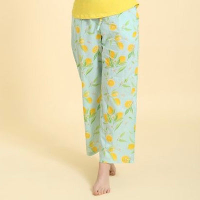 "Mahogany USA ""Lemons"" Pyjama Pant in Bag 