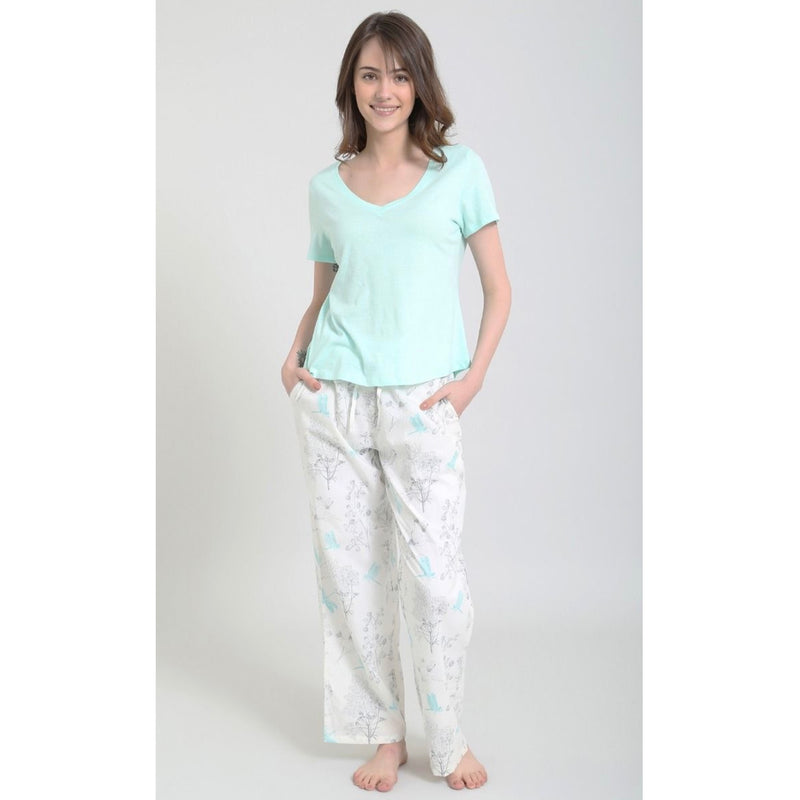 "Mahogany ""Dragonflies"" - Pyjama Pant in Bag  - Putti Fine Fashions"