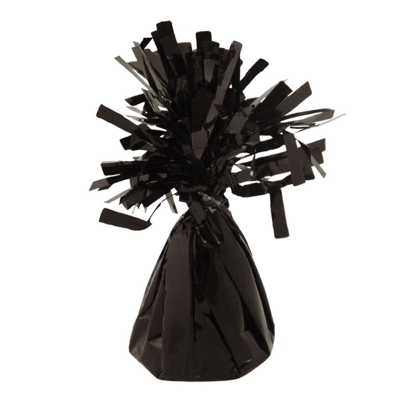Black Foil Balloon Weight, SE-Surprize Enterprize, Putti Fine Furnishings
