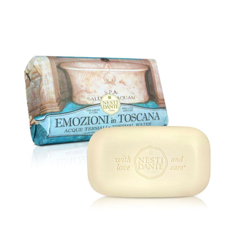 Nesti Dante Emozioni in Toscana Acque Termali -Thermal Water Soap | Putti