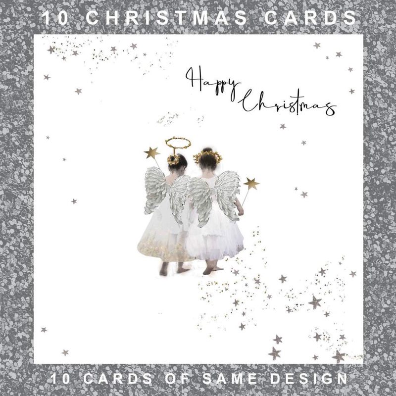 Hammond Gower Angels Boxed Christmas Cards | Putti Christmas
