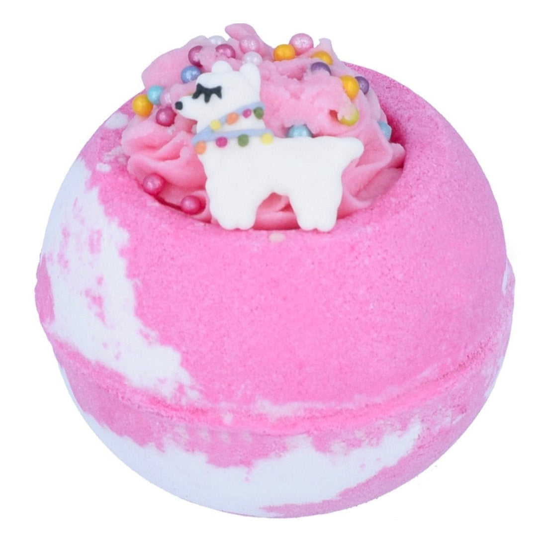 "Bomb Cosmetics UK ""No Probllama"" Bath Blaster - Le Petite Putti"