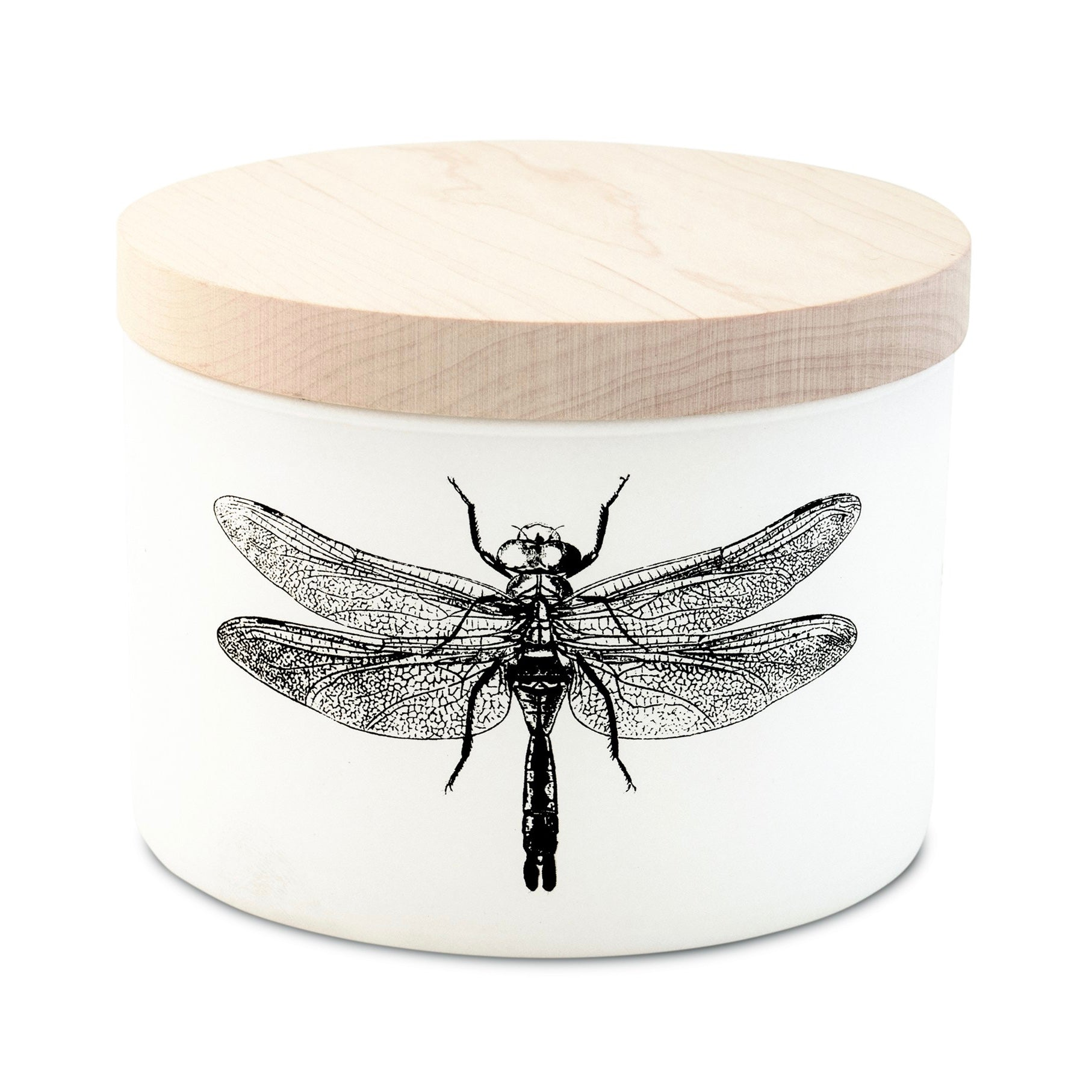 Skeem Design - 3 Wick Citronella Sea Salt Dragonfly Candle