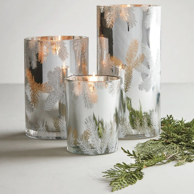 Thymes Frasier Fir Luminary Candle - Medium