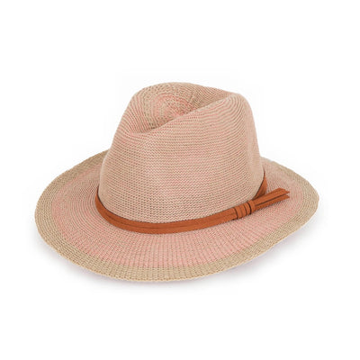 "Powder ""Natalie"" Hat - Candy Pink - Putti fine Fashions Canada"