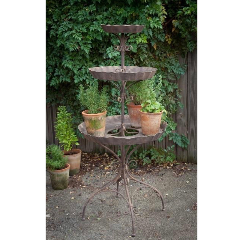 Three Level Plant Stand