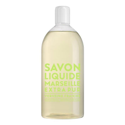 Compagnie de Provence Liquid Soap 1000ml Fresh Verbena | Putti Canada