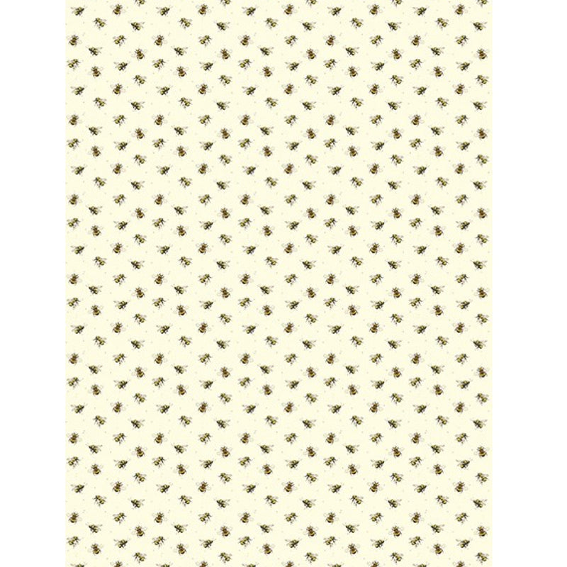 Bees Sheet Wrapping Paper