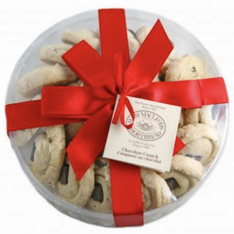 Mary Mcleod's Shortbread Cookies Sleeve Chocolate Crunch - Putti Canada