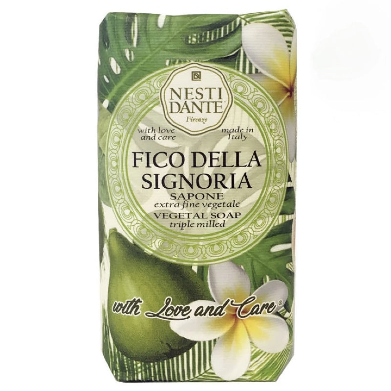 "Nesti Dante ""With Love & Care"" Fico Della Signoria Soap 