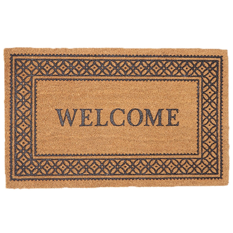 Welcome Coir Doormat | Putti Fine Furnishings Canada