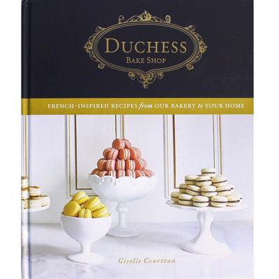 Duchess Bake Shop Book | Putti Fine Furnishings Canada