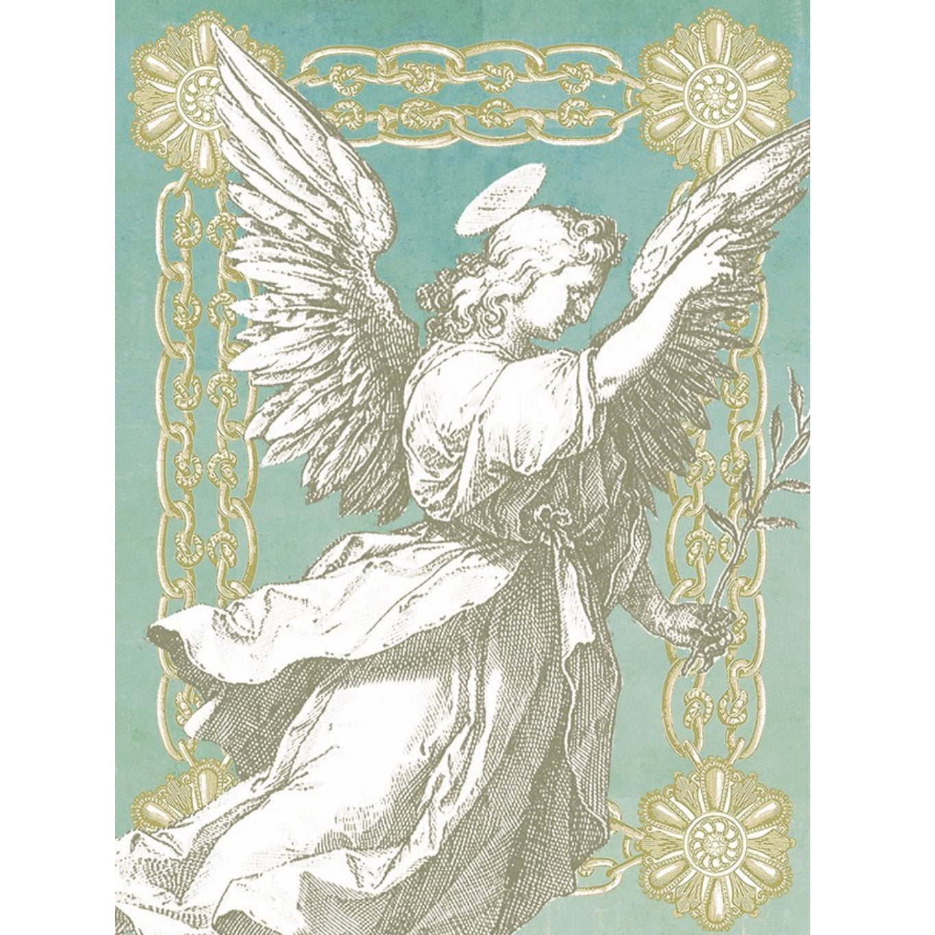 Angel Boxed Christmas Greeting Cards  | Putti Celebrations