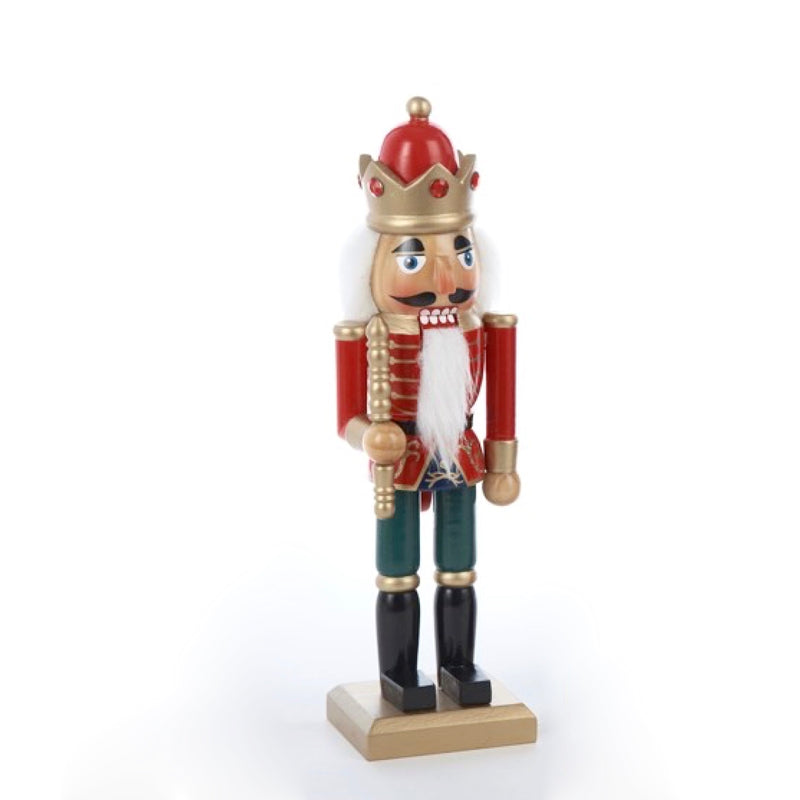 Wooden Nutcracker King