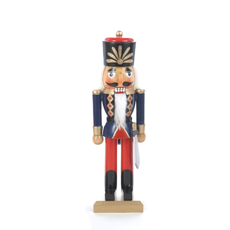 Wooden Nutcracker Soldier
