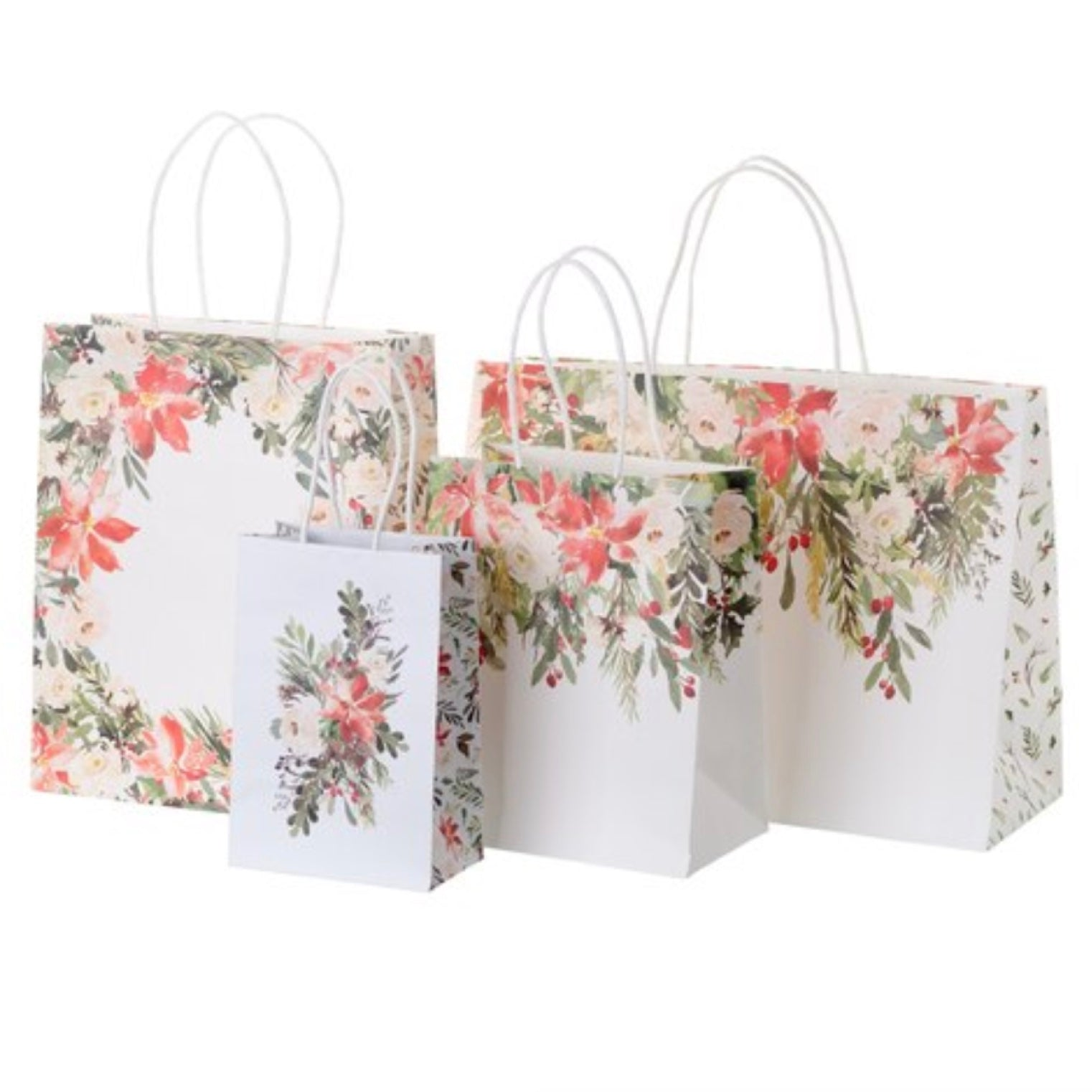 Holiday Garden Gift Bags