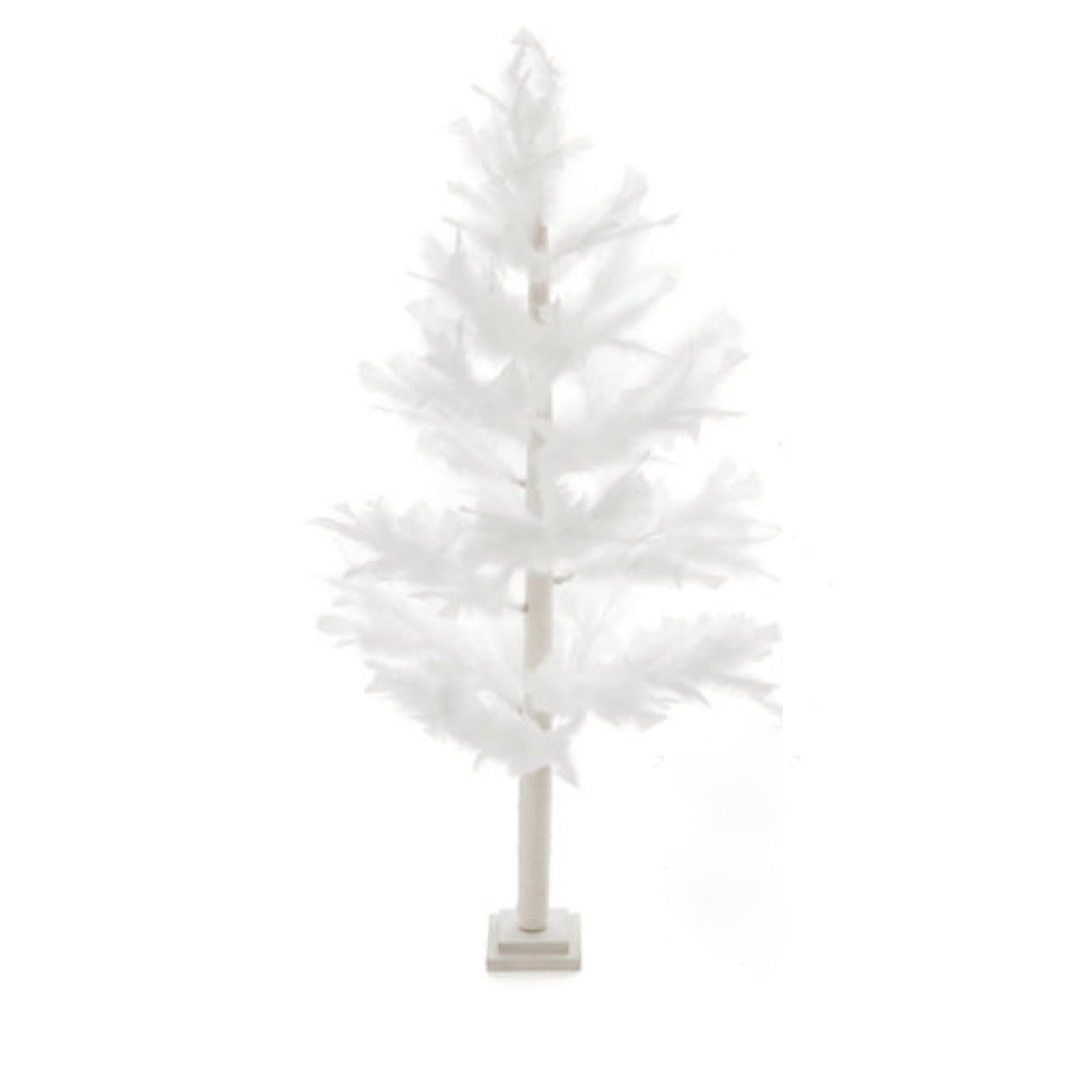 White Feather Tree - 51""