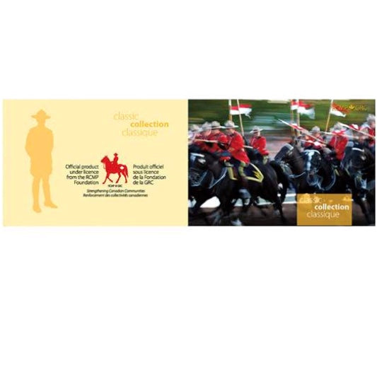 RCMP Canadian Mountie Christmas Ornament | Putti Christmas Canada