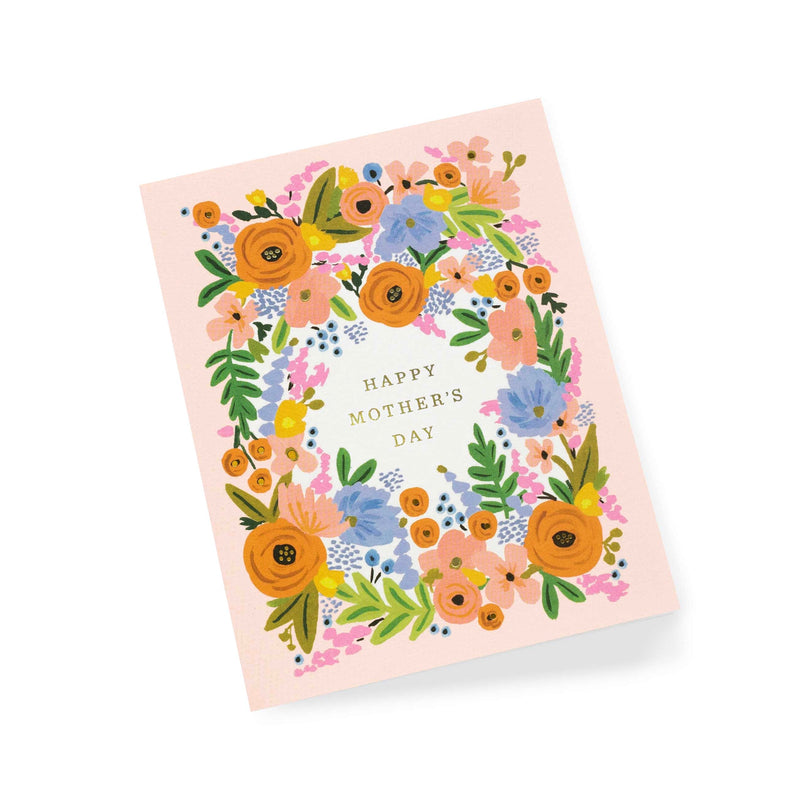 Rifle Paper Co. Floral Mother's Day Card