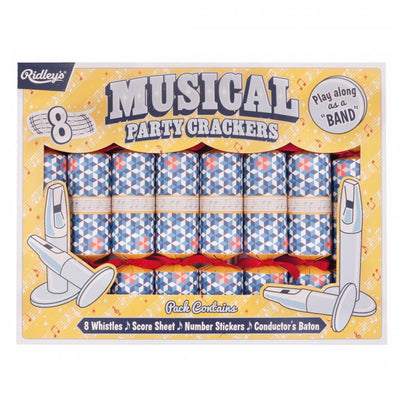 Ridley's Musical Notes Crackers | Putti Christmas Canada