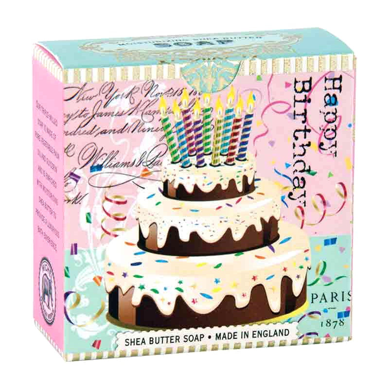 Michel Design Works A Little Soap - Birthday Cake