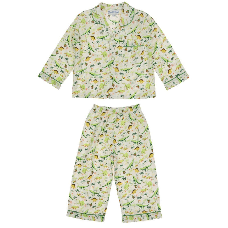 Dinosaur Pyjamas, PC-Powell Craft Uk, Putti Fine Furnishings