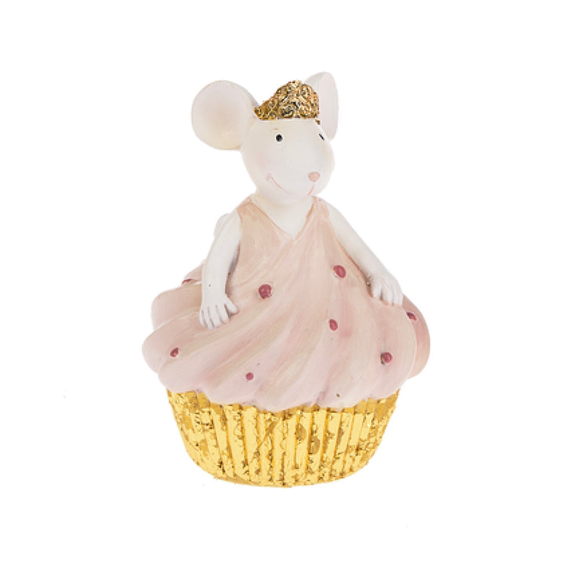 Cupcake Mouse Figurines | Putti Celebrations Canada