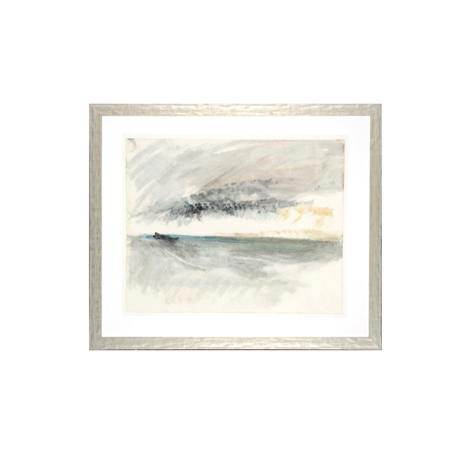 "Turner ""Plein Air VII"" Framed Print -"