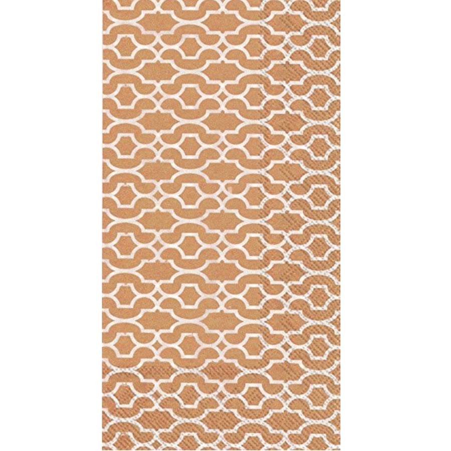 Sienna Copper Guest Napkin, IHR-Ideal Home Range - Carsim, Putti Fine Furnishings